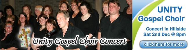 Unity Gospel Choir Concert
